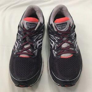 Saucony Womens Sz 9.5 Hurricane ISO Running Shoes